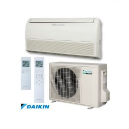 Daikin brand of air conditioners - Affiliate brand of Panaserv- Floor convertible